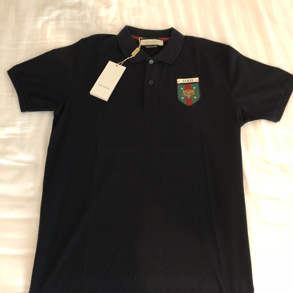 12f436c7eb5f Gucci Shirts   Polo   Poshmark